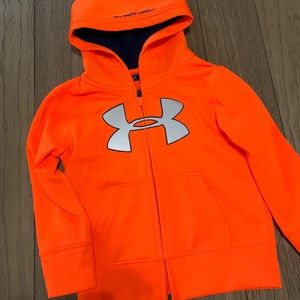 Toddler sz 2t Under Armour Jacket
